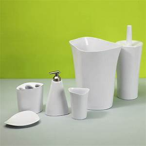 umbra orvino bath accessories set now at victorian With umbra bathroom accessories