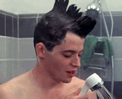 Shower Gif - ferris buellers day singing gif find on giphy