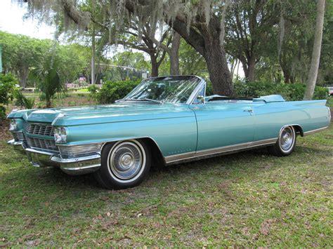1964 Cadillac Eldorado Biarritz Convertible Vintage