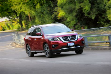 2017 Pathfinder Review by 2017 Nissan Pathfinder Review Caradvice