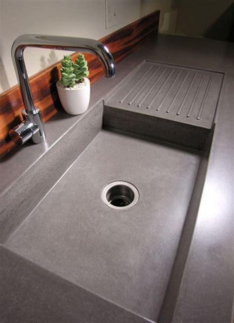 Best 25  Concrete kitchen ideas on Pinterest   Worktop inspiration, Concrete kitchen countertops