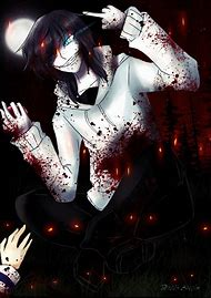 Creepypasta Jeff Killer Anime