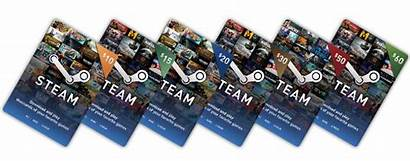 Steam Codes Gift Example Cards Wallet Database