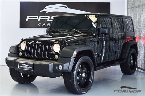 jeep wrangler unlimited sport  pastore car collection