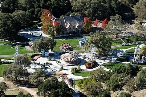 Michael Jackson's Neverland Ranch 'could Be Turned Into A