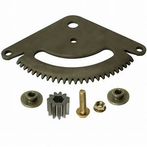 Selective Sector Plate And Pinion Gear Fits John Deere