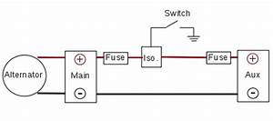 projecta dual battery monitor wiring diagram free download With dual battery isolator wiring diagram likewise 6 volt rv battery wiring