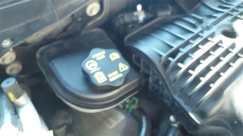 replace  power steering pump reservoir