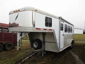 Used Featherlite Horse Trailers For Sale In In