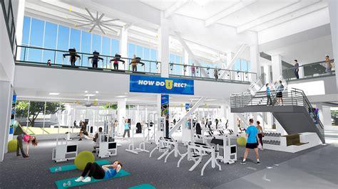 arc gain workout space expansion project uc davis