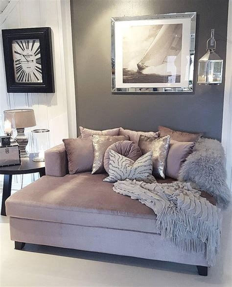 Formal Living Room Throw Pillows by This Mauve Gray And White Color Scheme For The