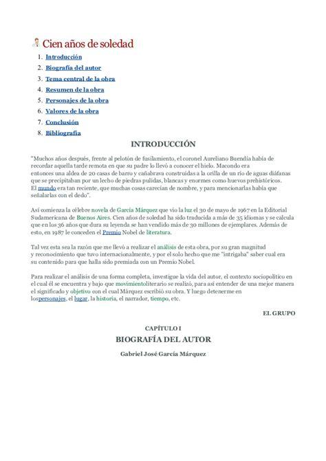 Resume Popcorn Time by Resumen De Libros 100 Aos De Soledad The Knownledge