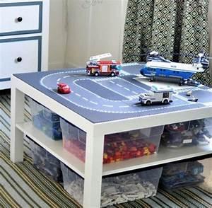Tisch Und Stühle Für Kinderzimmer : praktischer lego tisch f r ein ordentliches kinderzimmer kinder pinterest lego tisch lego ~ Bigdaddyawards.com Haus und Dekorationen