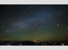 Meteor Activity Outlook for December 1218, 2015