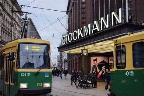 Stockmann to sell off properties in Helsinki and Baltics ...