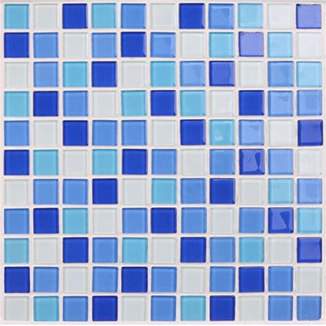 install kitchen backsplash glass mosaic tile backsplash blue glass tile 1878