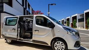 Nouveau Trafic 2018 : 2018 review renault trafic crew youtube ~ Maxctalentgroup.com Avis de Voitures
