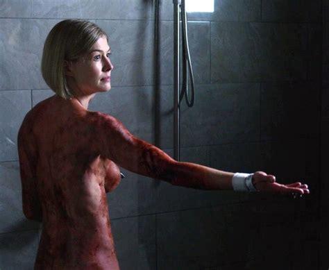 Naked Rosamund Pike In Gone Girl