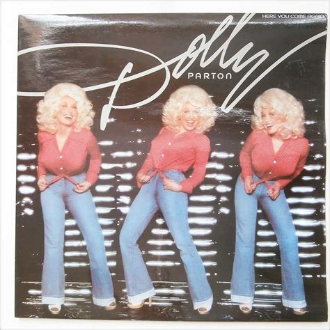 Dolly Parton Here You Come Again Records, Lps, Vinyl And