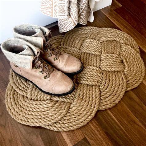 Braided Doormat by Braided Doormat Everything Diy Diy Home Decor