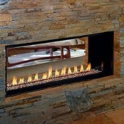 linear fireplaces images  pinterest