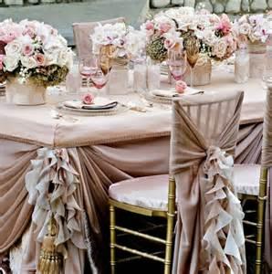 wedding table linens table linen decoration ideas archives weddings romantique