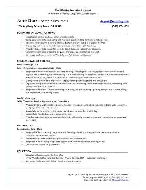 Resume For Promotion by Resume Exles Promotion Within Same Company