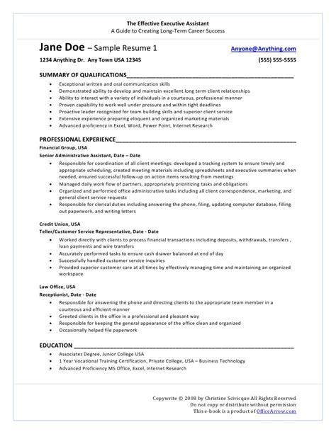 Resume For Promotion Within Same Company Ideas