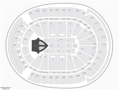 mobile arena seating chart seating charts