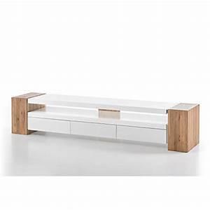 Lowboard Eiche Weiß : design tv lowboard jule ii 200cm original mca matt weiss ~ Whattoseeinmadrid.com Haus und Dekorationen