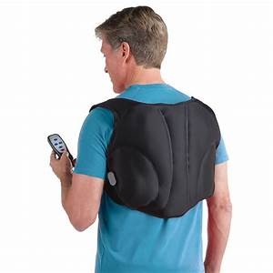 Wearable Heated Back Massager - The Green Head