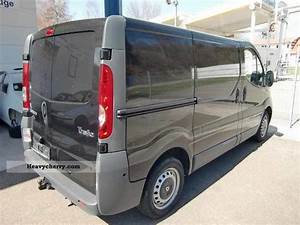 Trafic Dci 115 : renault trafic dci 115 2007 box type delivery van photo and specs ~ Maxctalentgroup.com Avis de Voitures