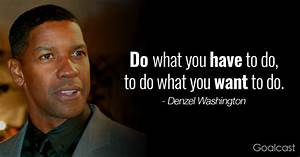 Top 15 Most Ins... Hurricane Denzel Quotes