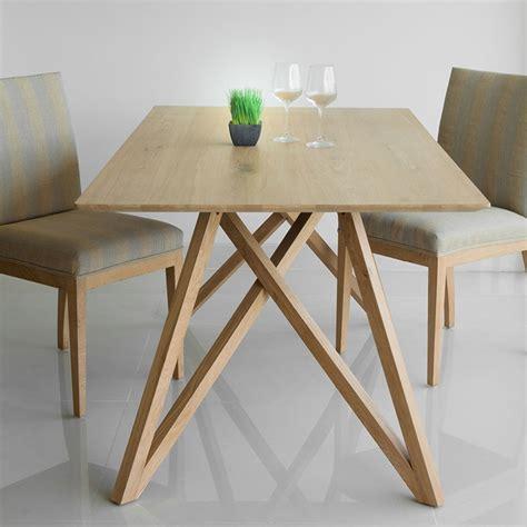 table salle a manger massif table de salle 224 manger quot spider quot ch 234 ne massif