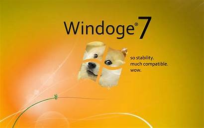 Windoge Doge Meme Windows Memes Shiba Inu