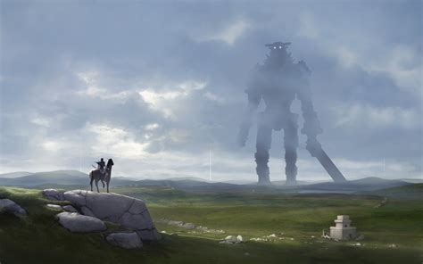 Shadow Of The Colossus Wallpapers