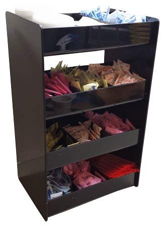 condiment dispenser   shelves   removable dividers tallest condiment caddy