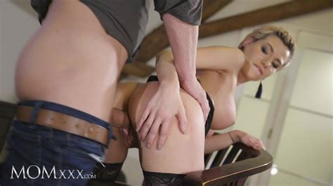 Momxxx Stockings Clad Russian Milf Subil Arch Hot Sex