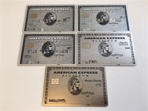 Comparing the Benefits of Different Flavors of AmEx ...