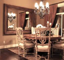 Mirrors Dining Room by Dining Room Wall Mounted Mirror Traditional Dining