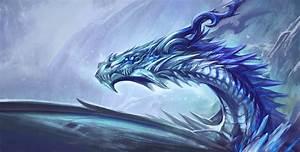 Ice Dragon - Game of Thrones by Exileden on DeviantArt