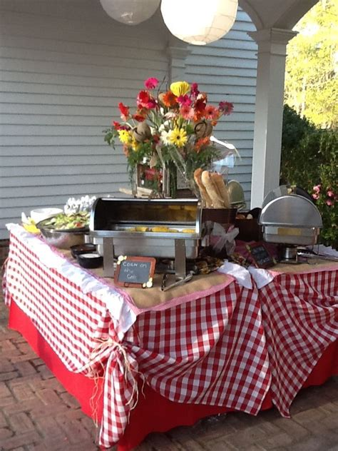 bbq table decorations 145 best images about rehearsal dinner bbq decor on pinterest barbecue wedding rehearsal