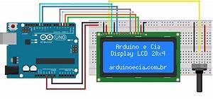 Como Usar Display Lcd 20x4 Com Arduino