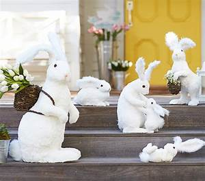 25 MINIMALIST WHITE EASTER DECORATION INSPIRATIONS