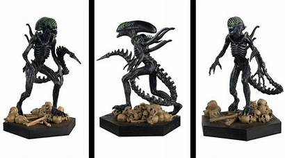 Xenomorph Grid Alien Predator Figur Vorbestellen Eaglemoss