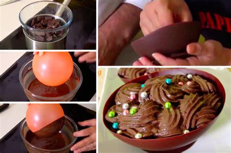 comment cuisiner des coques comment faire des coques en chocolat avec un ballon la