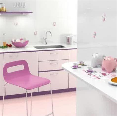 light pink kitchen inspiring kitchen d 233 cor homesfeed 3758
