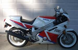 1991 Yamaha Fzr 600  Reduced Effect