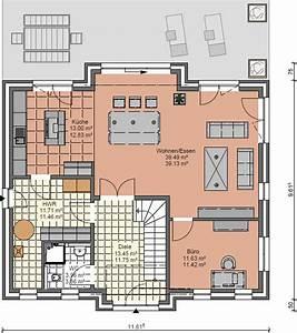 Gäste Wc Grundriss : stadtvilla grundriss bauen mit 170 m 3 kinderzimmer schl sselfertig als kfw55 ~ Orissabook.com Haus und Dekorationen
