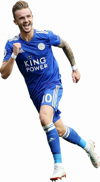 Maddison James Render Footyrenders Leicester Football